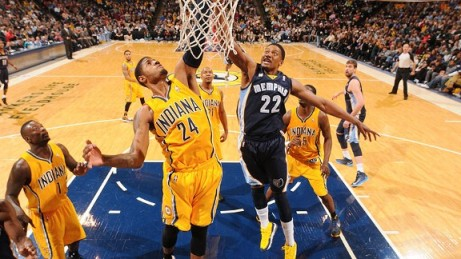 Pacers vs. Grizzlies